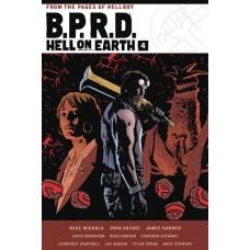 BPRD HELL ON EARTH HC VOL 04