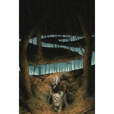 BEASTS OF BURDEN WISE DOGS AND ELDRITCH MEN #3 (OF 4) CVR B