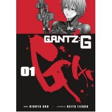 GANTZ G TP VOL 01 (MR)