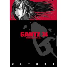 GANTZ TP VOL 34 (MR)
