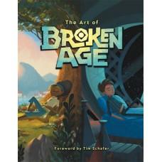 ART OF BROKEN AGE HC