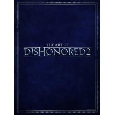 ART OF DISHONORED 2 HC