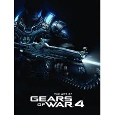 ART OF GEARS OF WAR 4 HC