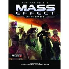 ART OF THE MASS EFFECT UNIVERSE HC