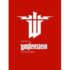 ART OF WOLFENSTEIN NEW ORDER HC
