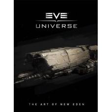 EVE UNIVERSE ART OF NEW EDEN HC
