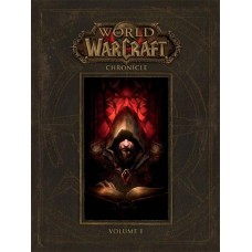 WORLD OF WARCRAFT CHRONICLE HC VOL 01