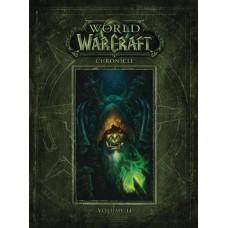 WORLD OF WARCRAFT CHRONICLE HC VOL 02