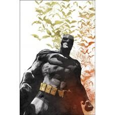 BATMAN SECRET FILES #1 ENHANCED FOIL COVER