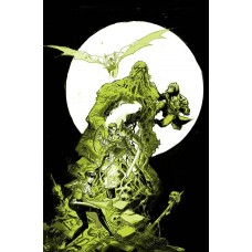 JUSTICE LEAGUE DARK #4 ENHANCED FOIL COVER (WITCHING HOUR)