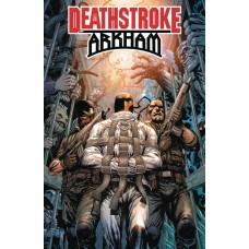 DEATHSTROKE #36 (ARKHAM)