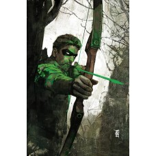 GREEN ARROW #45 ENHANCED FOIL COVER (HEROES IN CRISIS)