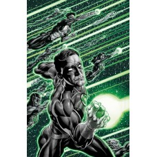 GREEN LANTERNS #56 ENHANCED FOIL COVER