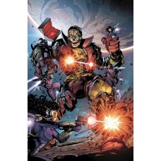 NEW CHALLENGERS #6 (OF 6)