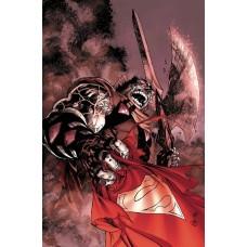 SUPERMAN #4 ENHANCED FOIL COVER