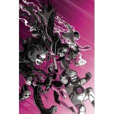 TEEN TITANS #23 ENHANCED FOIL COVER