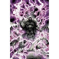 TERRIFICS #9 ENHANCED FOIL COVER