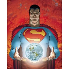 ALL STAR SUPERMAN TP BLACK LABEL