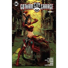 GOTHAM CITY GARAGE TP VOL 01