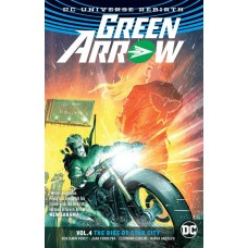 GREEN ARROW TP VOL 04 THE RISE OF STAR CITY (REBIRTH)