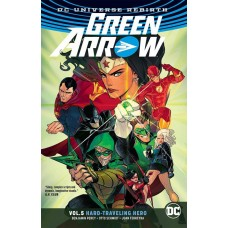 GREEN ARROW TP VOL 05 HARD TRAVELING HERO REBIRTH