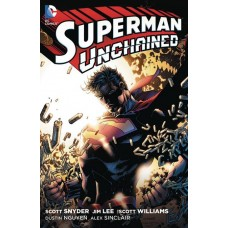 SUPERMAN UNCHAINED TP