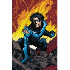NIGHTWING TP VOL 06 TO SERVE AND PROTECT