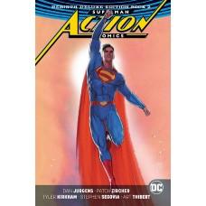 SUPERMAN ACTION COMICS REBIRTH DLX COLL HC BOOK 02