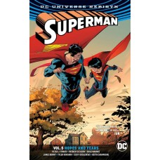 SUPERMAN TP VOL 05 HOPES AND FEARS REBIRTH