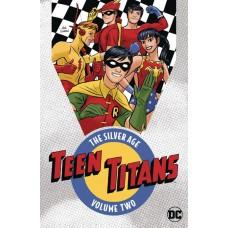 TEEN TITANS THE SILVER AGE TP VOL 02