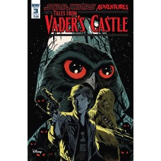 STAR WARS TALES FROM VADERS CASTLE #3 (OF 5) CVR A FRANCAVIL