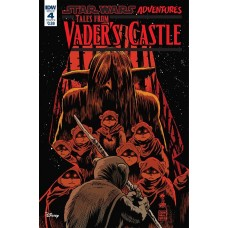 STAR WARS TALES FROM VADERS CASTLE #4 (OF 5) CVR A FRANCAVIL