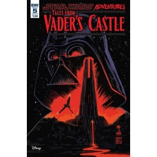 STAR WARS TALES FROM VADERS CASTLE #5 (OF 5) CVR A FRANCAVIL