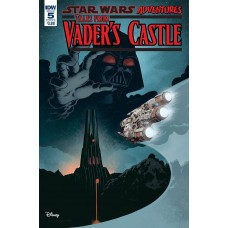 STAR WARS TALES FROM VADERS CASTLE #5 (OF 5) CVR B WILSON II