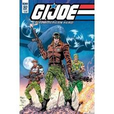 GI JOE A REAL AMERICAN HERO #257 CVR B ROYLE