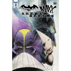 BATMAN THE MAXX ARKHAM DREAMS #2 (OF 5) CVR A KIETH