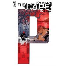 JOE HILL THE CAPE FALLEN #3 CVR B DANIEL