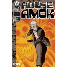 HOUSE AMOK #3 CVR A MCMANUS