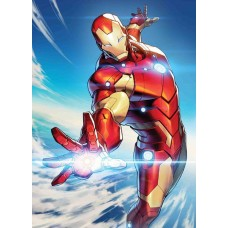 TONY STARK IRON MAN #5 JONG-JU KIM MARVEL BATTLE LINES VARIANT