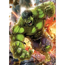 IMMORTAL HULK #7 MAXX LIM MARVEL BATTLE LINES VARIANT