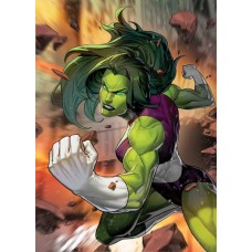 FANTASTIC FOUR #3 SUJIN JO MARVEL BATTLE LINES VARIANT