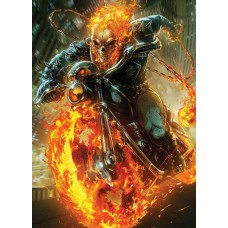 COSMIC GHOST RIDER #4 (OF 5) MAXX LIM MARVEL BATTLE LINES VARIANT