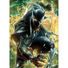 BLACK PANTHER #5 JONG-JU KIM MARVEL BATTLE LINES VARIANT
