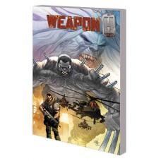 WEAPON H TP VOL 01