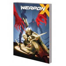 WEAPON X TP VOL 04 RUSSIAN REVOLUTION