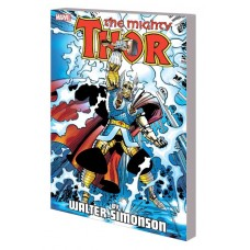THOR BY WALTER SIMONSON TP VOL 05 NEW PTG