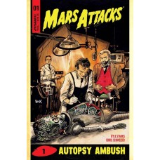 MARS ATTACKS #1 CVR D HACK