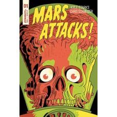 MARS ATTACKS #1 CVR E SCHWEIZER SUB VARIANT