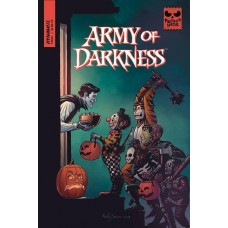ARMY OF DARKNESS HALLOWEEN SPECIAL ONE SHOT