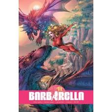 BARBARELLA #11 CVR D SILVA (MR)